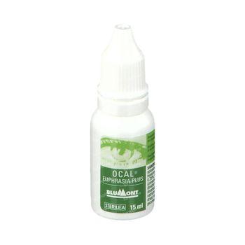 Ocal Euphrasia Plus Collyre 15 ml