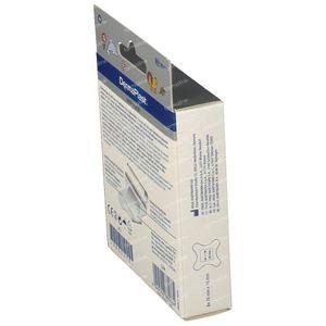Hartmann Dermaplast Knie/Elleboog 76x76 Mm 5356108 8 stuks