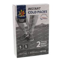STARBALM Instant Cold Packs 2 stuks