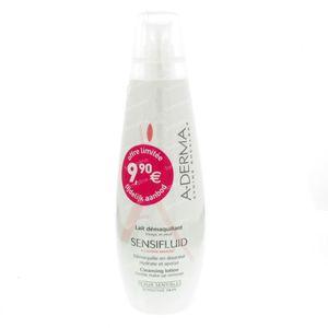A-Derma Sensifluid Reinigingsmelk 400 ml