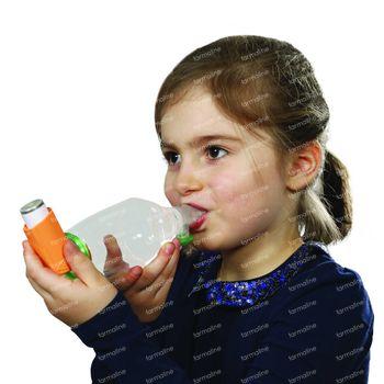 Tipshaler Chambre D'Inhalation Sans Masque Dès 6 Ans 1 pièce