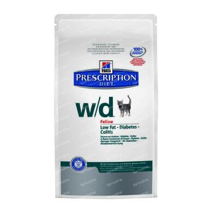 Hills Prescription Diet Feline W/D 1,50 kg