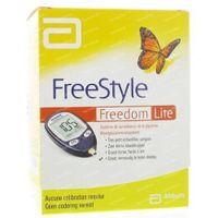 Freedom Freestyle Lite Bloedglucosemeter Startkit 7091520 1 st