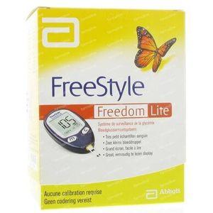 Freedom Freestyle Lite Bloedglucosemeter Startkit 7091520 1 stuk
