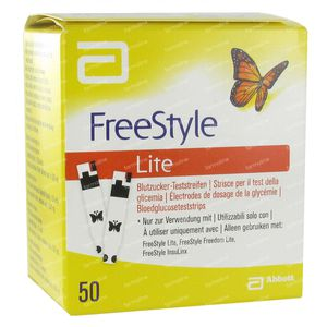 Freestyle Lite Strips 50 St