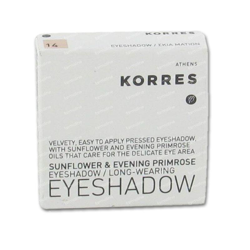 Sunflower & Evening Primrose Eyeshadow by Korres #5