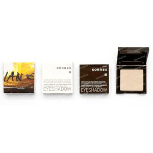 Korres Sunflower & Evening Primrose Eyeshadow 14 Ivory 1,80 g