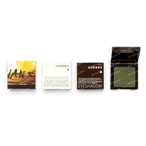 Korres Sunflower & Evening Primrose Eyeshadow 49 Cypress Green 1,80 g