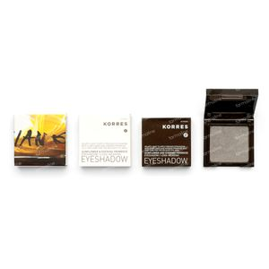 Korres Sunflower & Evening Primrose Eyeshadow 55 Metallic Grey 1,80 g