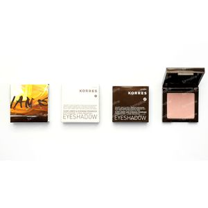 Korres Sunflower&Primrose Eyeshadow 62 Light Pink 1,80 g