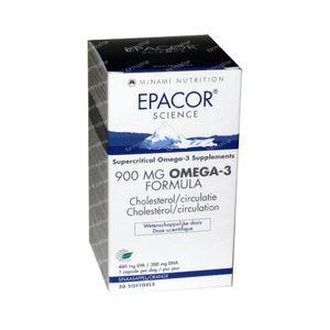 Epacor 30 capsules