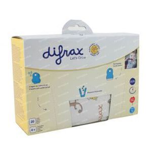 Difrax Disposableslab 20 unidades