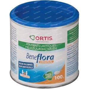 Ortis Beneflora Original 100 g Poudre