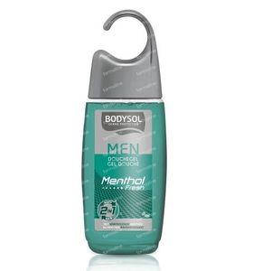 Bodysol Men Douchegel Menthol Fresh ok NLFR 250 ml