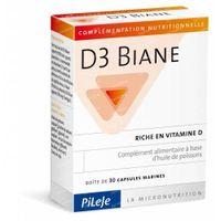 D3 Biane 30  capsules