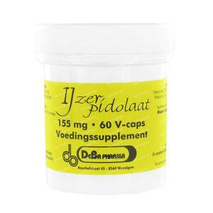 Deba Pidolate Fer + Vit C 60 capsules