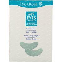 Incarose My Eyes Hydrogel Active Patch 2 st