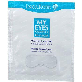 Incarose My Eyes Relax Masque De Yeux 8 ml