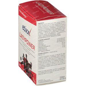 Etixx Lady Power V-Caps 60 stuks Tabletten