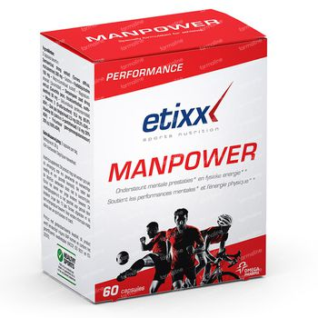 Etixx Man-Power  60 capsules