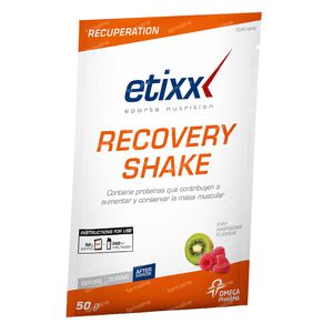 Etixx Recovery Shake Raspberry/Kiwi 50 g