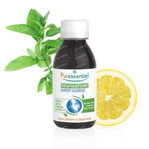 Puressentiel Ademhaling Hoestsiroop 125 ml