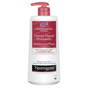 Neutrogena Baume Corp Reparation 250 ml flacon