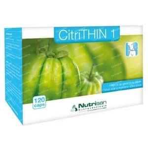 Nutrisan CitriTHIN 1 120 capsules