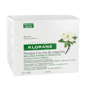 Klorane Masque À La Cire De Magnolia 150 ml