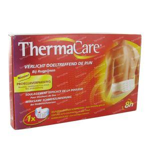 Thermacare Zelfverwarmend Kompres Rug 1 stuk