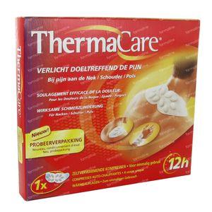 Thermacare Zelfverwarmend Kompres Nek/Schouder/Pols 1 stuk