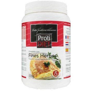 Protidiet Omelet Fines Herbes Pot 500 g