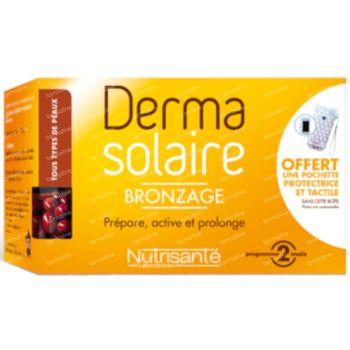 Nutrisanté Dermasolaire 60 capsules
