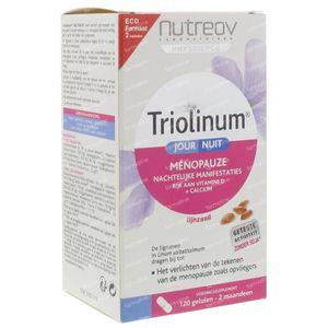 Physcience Triolinum Dag/Nacht 2m 120 St Capsules