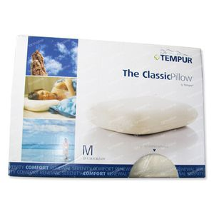 Tempur Head Pillow + Cover Stand 55cm x 38cm 1 St