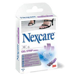 Nexcare Gel Strips lav km 6 pieces