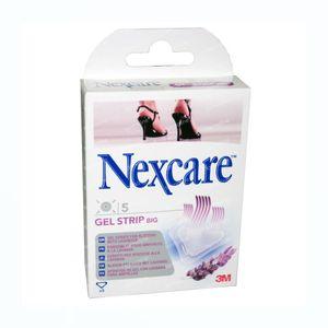Nexcare Gel Strips Big 5 pièces