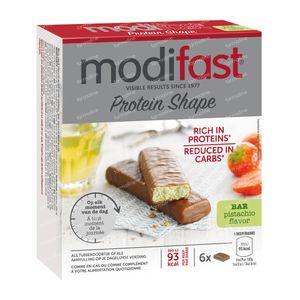 Modifast Proti Plus Barre Pistache 162 g