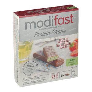 Modifast Proti Plus Reep Pistache 162 g