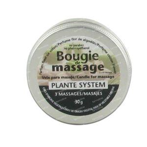 Plante System Bougie de Massage .
