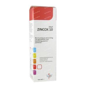 Zincox 10 Pommade 100 ml