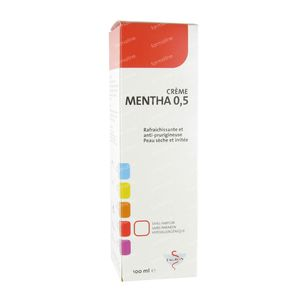 Mentha 0.5 Creme 100 ml