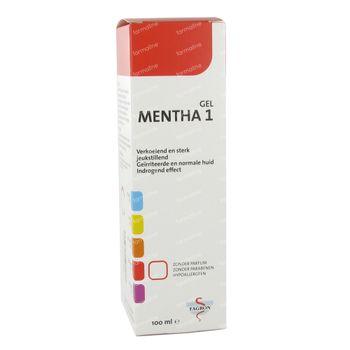Mentha 1 Gel 100 ml