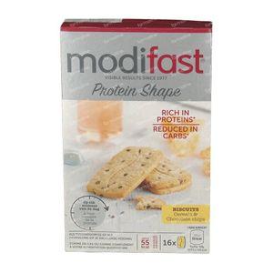 Modifast Proti Plus Koek Graan Chocolade 200 g