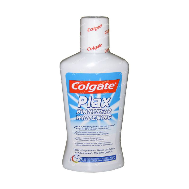 colgate plax how to use
