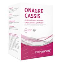 Inovance Huile Onagre-Cassis 100  capsules