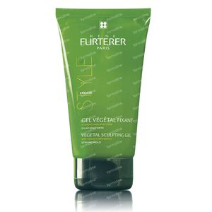 Rene Furterer Fixeergel Plantaardig 150 ml tube
