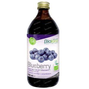 Biotona Blauwe Bes Bio Concentré 500 ml