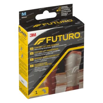 FUTURO™ Comfort Lift Kniebandage 76587 Medium 1 stuk