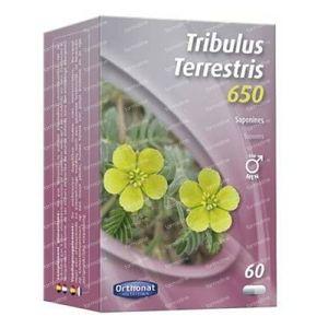 Orthonat Tribulus Terrestris 650 60 capsules
